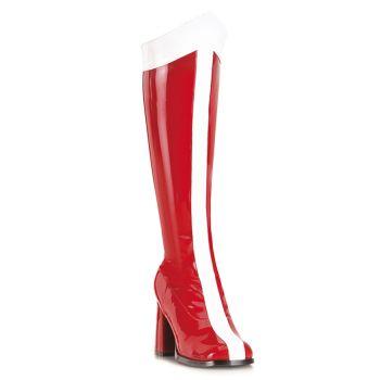 "Knee Boot ""Wonder Woman"" GOGO-305*"