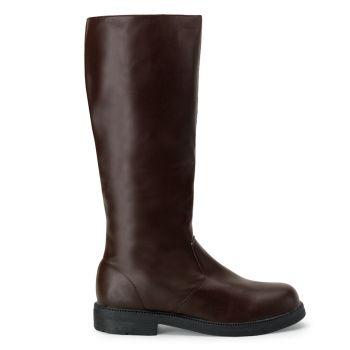Men Boots CAPTAIN-100 - Brown