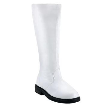 Men Boots CAPTAIN-100 - White