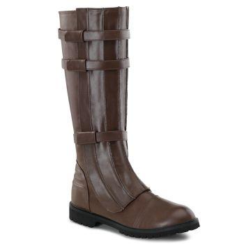 Men Boots WALKER-130 - Brown