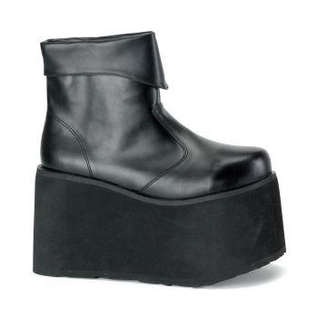 Men Platform Ankle Boot MONSTER-02