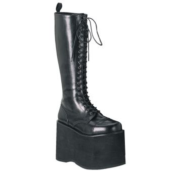 Men Platform Knee Boot MEGA-602*