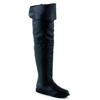 Overknee Boot RAVEN-8826*