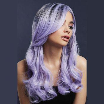Longhair Wig KHLOE - Lilac*