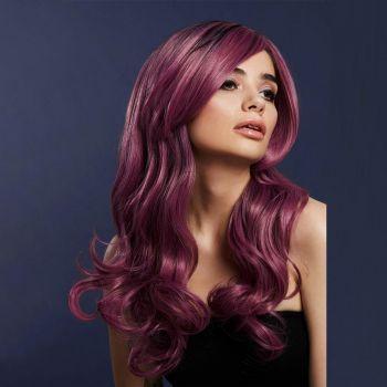 Longhair Wig KHLOE - Mauve*