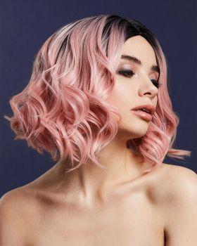 Longbob Wig KOURTNEY- Baby Pink