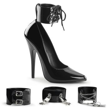 Extrem High Heels DOMINA-434 : Lack*