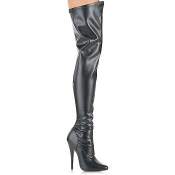 Domina Boots DOMINA-3000 - PU Black