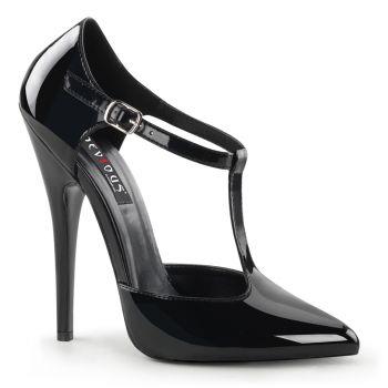 High Heels DOMINA-415 - Patent Black