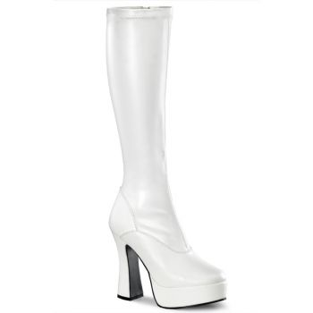 Knee Boot ELECTRA-2000Z - PU White