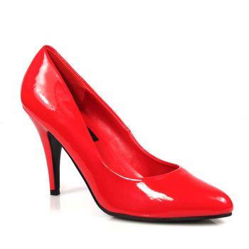 Pumps VANITY-420 - Patent red