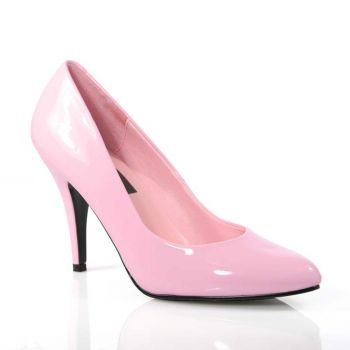Pumps VANITY-420 - Patent baby pink*