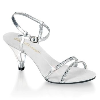 Sandal BELLE-316 - Silver
