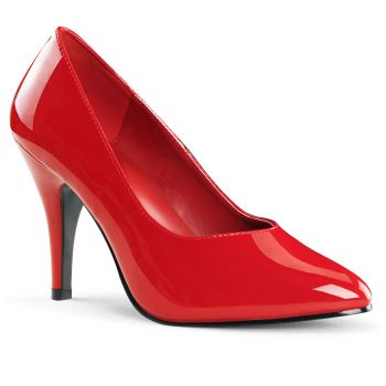 Pumps DREAM-420 - Patent Red
