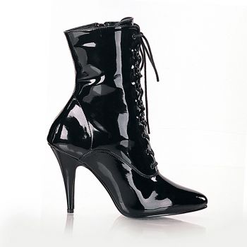 Ankle Boots VANITY-1020 - Patent Black