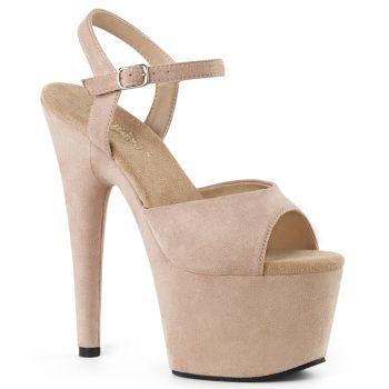 Platform High Heels ADORE-709FS - Beige*