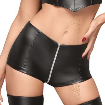 Power Wet Look Shorts F164*