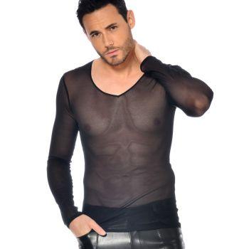 Mesh Shirt LANNISTER - Black