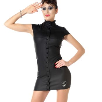 Buttless Neopren Dress NERINA - Black