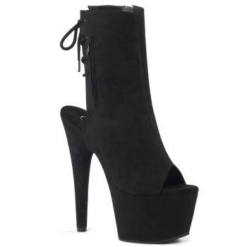 Platform Ankle Boots ADORE-1018FS - Black