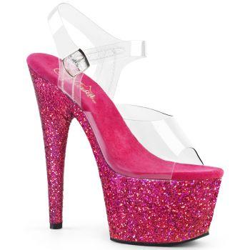 Platform High Heels ADORE-708LG - Pink