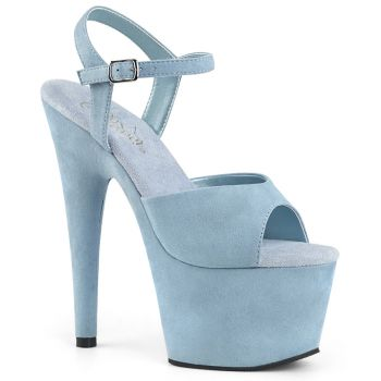 Platform High Heels ADORE-709FS - Baby Blue