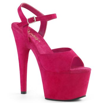 Plateau High Heels ADORE-709FS - Hot Pink