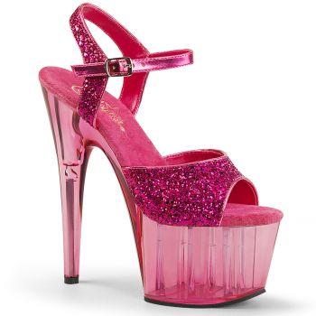 Platform High Heels ADORE-710GT - Pink