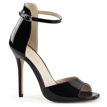Sandal AMUSE-14 - Patent Black