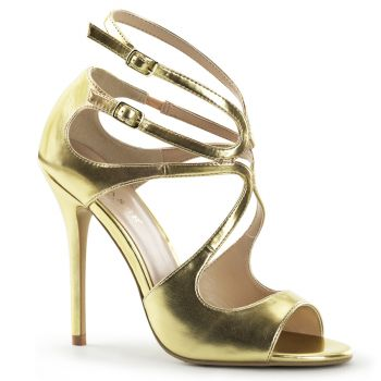 Sandal AMUSE-15 - Gold Metallic