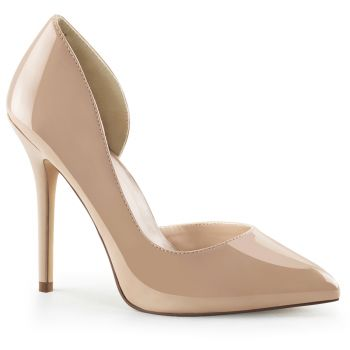 Pumps AMUSE-22 - Patent Nude