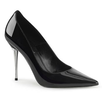 Stiletto Pumps APPEAL-20 - Patent Black