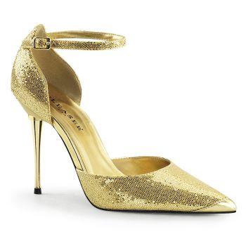 Stiletto Pumps APPEAL-21 - Glitter Gold