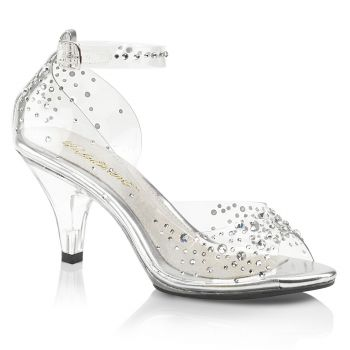 Peep Toes BELLE-330RS - Clear