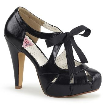 Retro Pumps BETTIE-19 - Black