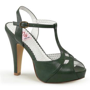 Platform Sandal BETTIE-23 - Green