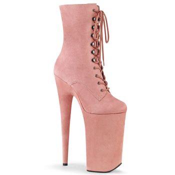Extreme Platform Heels BEYOND-1020FS - Baby Pink