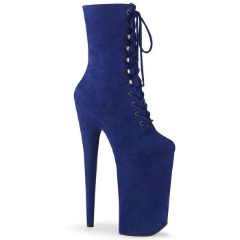 Extreme Platform Heels BEYOND-1020FS - Royal Blue
