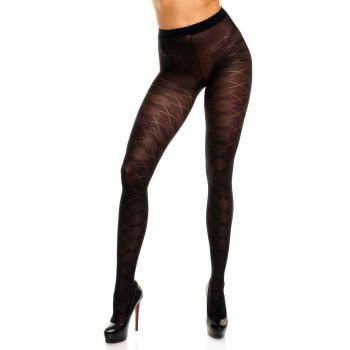 Opaque Tights DUNE 70 - Black