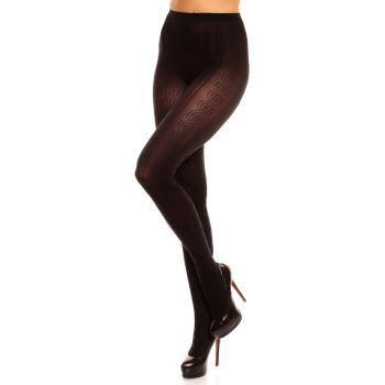 Opaque Tights MAREA 70 - Black