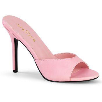 Slides CLASSIQUE-01 - PU Baby Pink