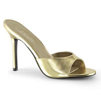 Mules CLASSIQUE-01 - Gold Metallic