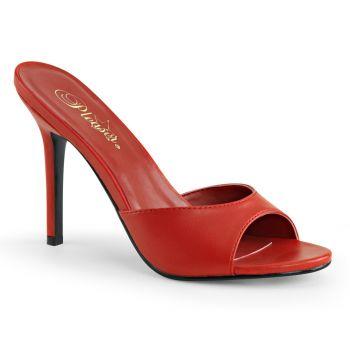 Mules CLASSIQUE-01 - PU Red