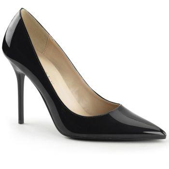 Stiletto Pumps CLASSIQUE-20 - Patent Black*
