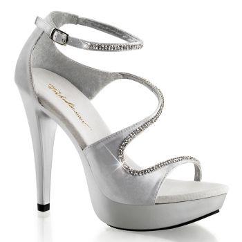 Platform Sandal COCKTAIL-526 - Silver
