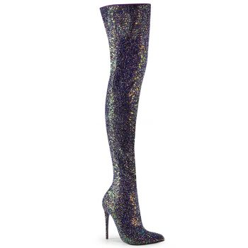 Overknee Boot COURTLY-3015 - Black