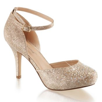 D'Orsay Pumps COVET-03 - Nude