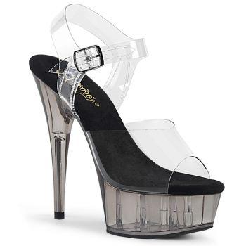 Platform Sandal DELIGHT-608T - Black*