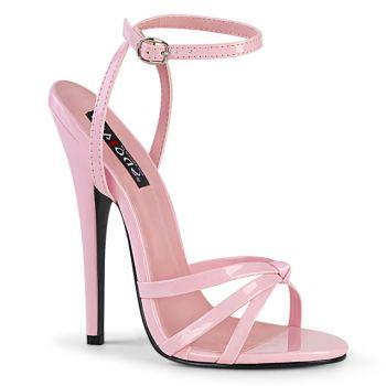 Extreme High Heels DOMINA-108 - Baby Pink