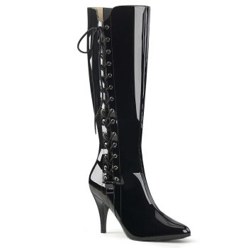 Boots DREAM-2026 - Patent Black